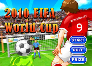 Free FIFA World Cup Game Screenshot