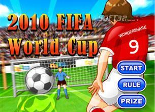 Free FIFA World Cup Game Screenshot 3