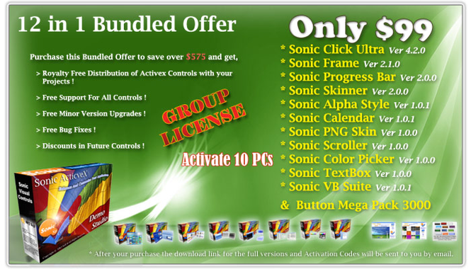 12 in 1 Sonic Suite Bundle Group Edition Screenshot 1