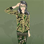 Military Girl Dress Up Game 1