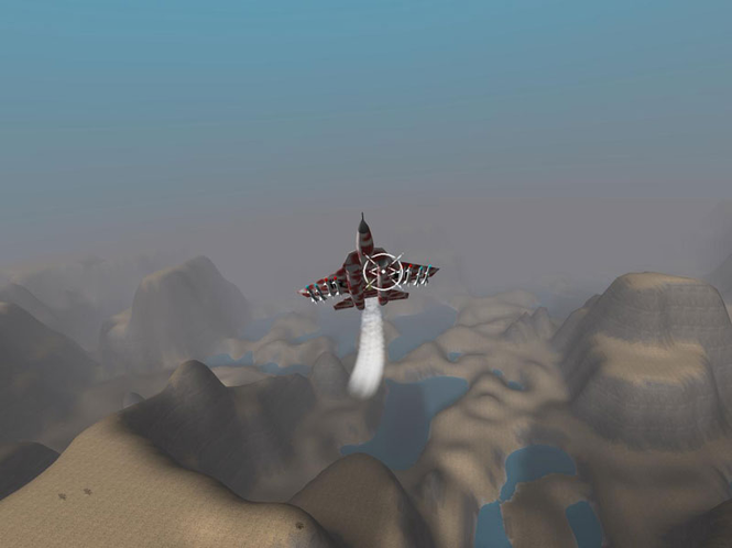jalada Air Strike Afghanistan Screenshot
