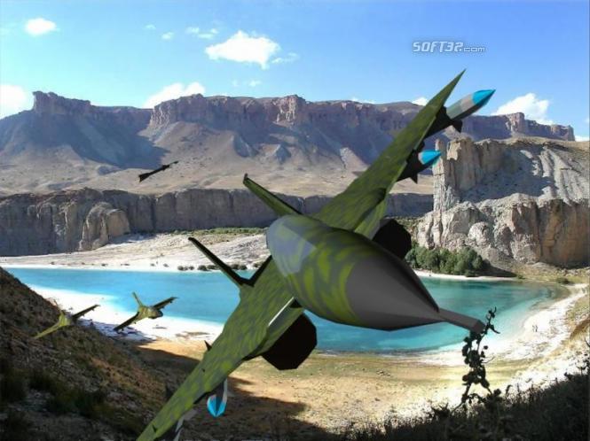 jalada Air Strike Afghanistan Screenshot 3