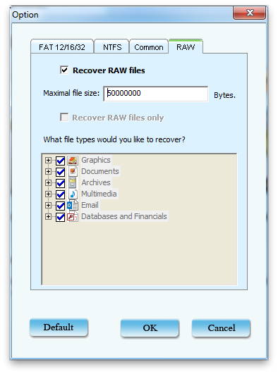 EaseUS Data Recovery Wizard Free Edition Screenshot 6