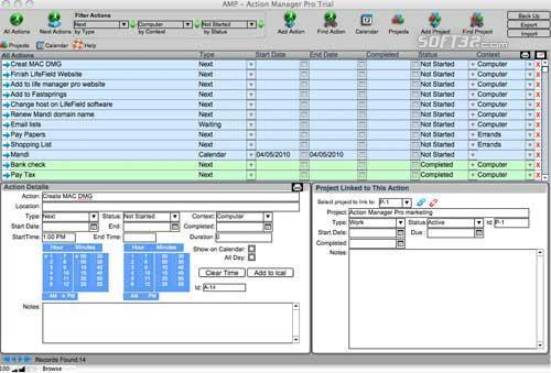 AMP Mac Screenshot 3