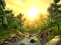 Nature 3D Screensaver 2