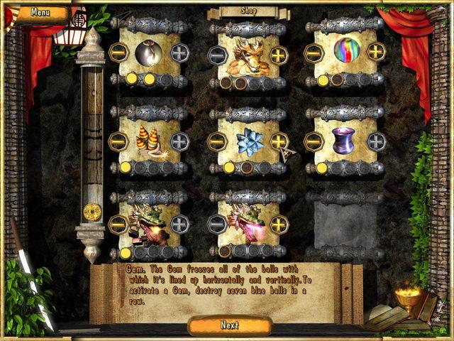 Oriental Dreams Screenshot