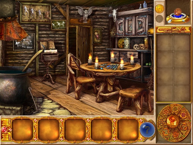 Magic Encyclopedia - Moon Light Screenshot 1