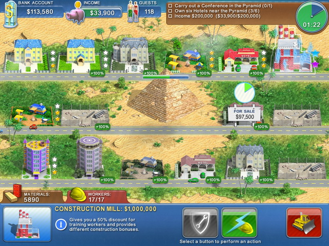Hotel Mogul Screenshot