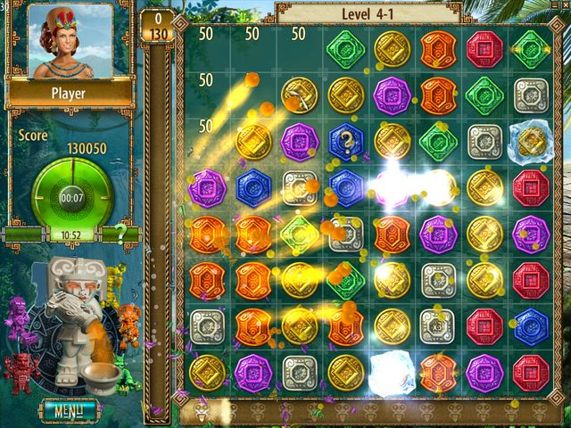 The Treasures Of Montezuma 2 Screenshot