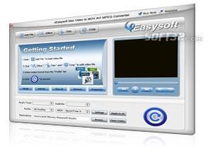 4Easysoft Mac MOV AVI MPEG Converter Screenshot 3