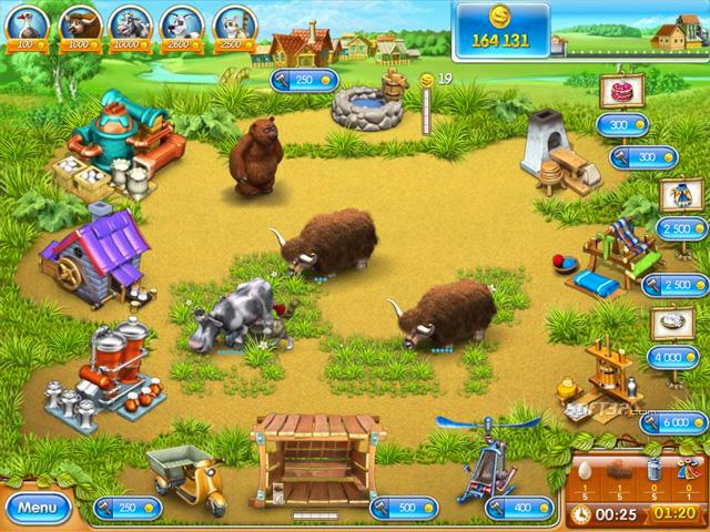 Farm Frenzy 3 Screenshot 3