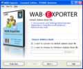 Convert WAB to PST 1