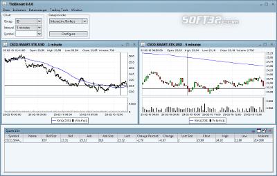 TickInvest Screenshot 2