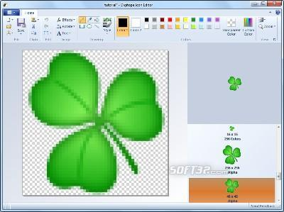 Icon Editor Screenshot 1