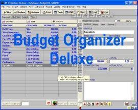 Budget Organizer Deluxe Screenshot 2