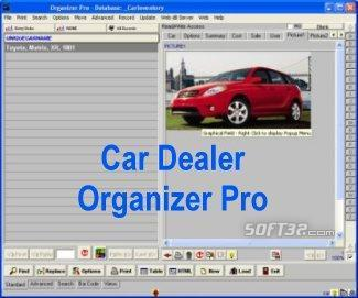 Car Dealer Organizer Pro Screenshot 2