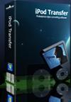 mediAvatar iPod Transfer Screenshot 1
