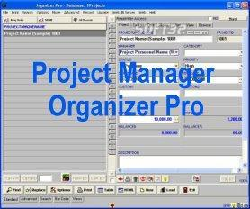 Project Manager Organizer Pro Screenshot 2
