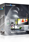 mediAvatar MKV Converter Screenshot 1