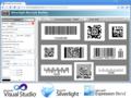 Silverlight Barcode Professional 1