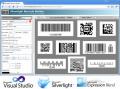 Silverlight Barcode Professional 3
