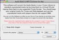 Mac Audio Book Converter 1