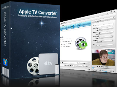 mediAvatar Apple TV Converter Screenshot