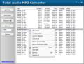Total Audio MP3 Converter 1