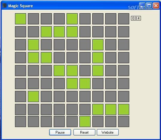Magic Square Screenshot 2
