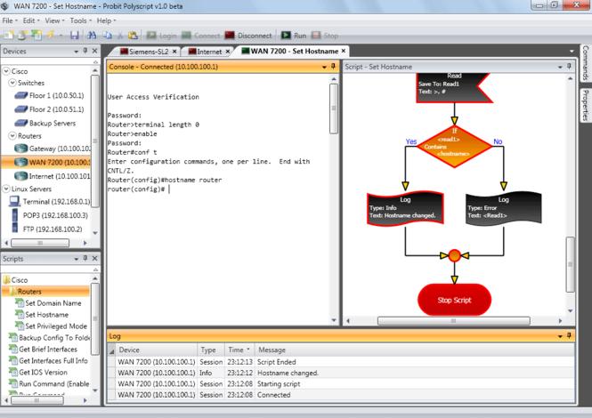 Polyscript Screenshot