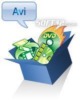 DVD AVI Burner Suite Screenshot 3