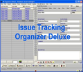 Issue Tracking Organizer Deluxe 1