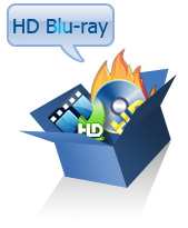 Bluray HD DVD Burner Suite Screenshot
