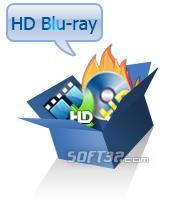 Bluray HD DVD Burner Suite Screenshot 3