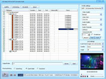 DDVideo DVD to 3GP Converter Suite Screenshot 1