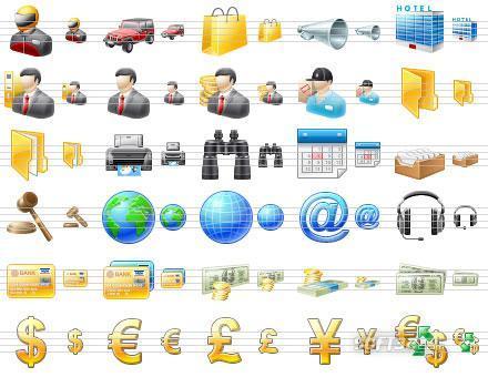 Cool Toolbar Icons Screenshot 2