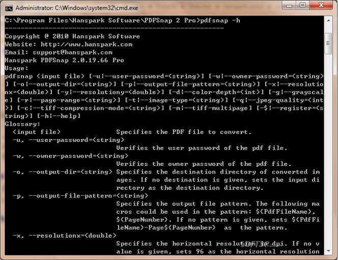 Hanspark PDFSnap 2 Pro Screenshot 2
