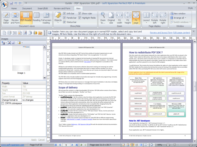 PDF Xpansion SDK Screenshot 3