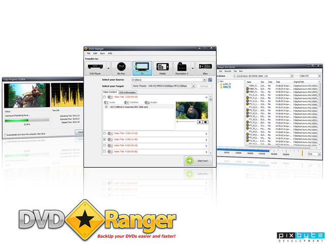 DVD-Ranger Screenshot