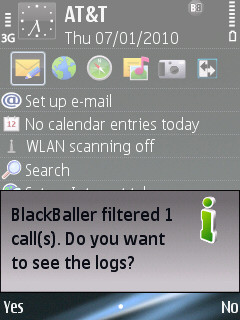 BlackBaller Pro Screenshot