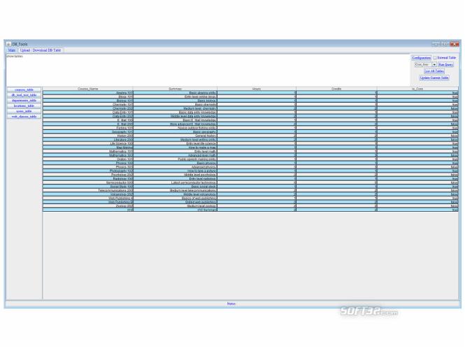 DB_Tools_Panel Screenshot 3