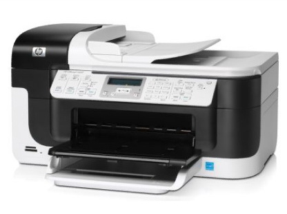 HP 6500 All in One Printer Mac Driver Screenshot 1