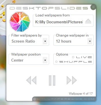 DesktopSlides Screenshot