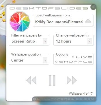 DesktopSlides Screenshot