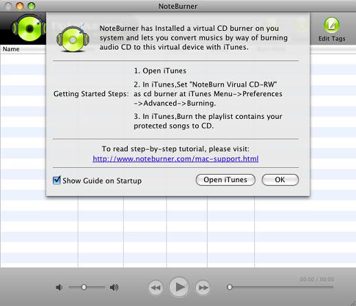 AVCLabs Audio Converter for Mac Screenshot