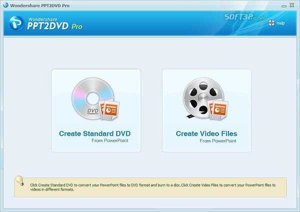 Wondershare PPT2DVD Pro Screenshot 2