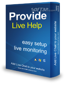 Provide Live Help Screenshot 3