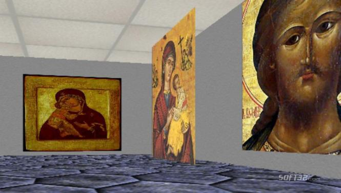 3D Art Gallery KS Screenshot 1