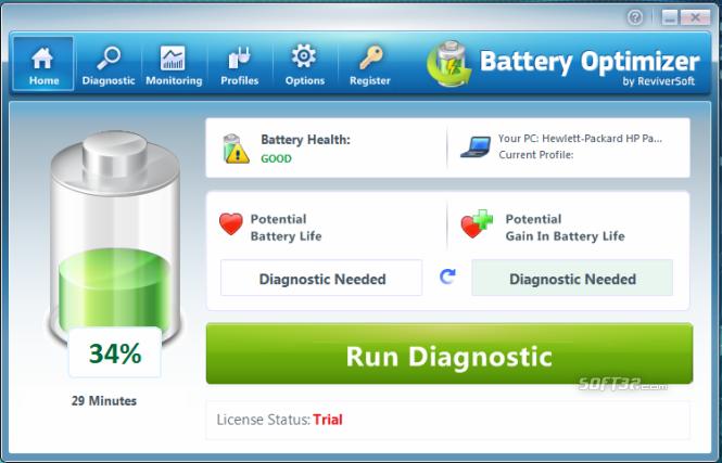 Battery Optimizer Screenshot 3