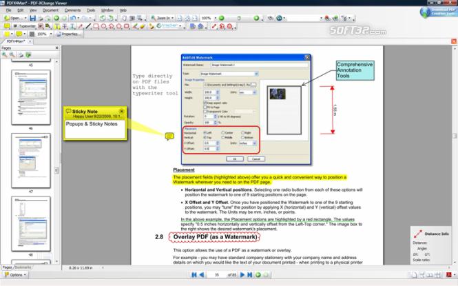 PDF-XChange Viewer SDK Screenshot 3